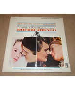MGM Doctor Zhivago Original Sound Track Album S... - $4.80