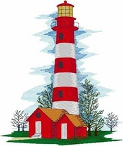 OregonPatchWorks.com - Sets - Carolina Lighthouse Bookmarks