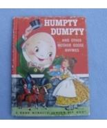 Humpty Dumpty Rand McNally Junior Elf 8058 Chase - $5.00