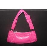 STEVE MADDEN Pink Handbag Purse Shoulder Bag Fa... - $8.00