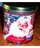 Pepsi Santa Your GOOD old freind  Tin 1994 - $10.99