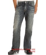 NEW GUESS AUTHENTIC Jeans Destroy Break Wash Si... - $44.95 - $44.96