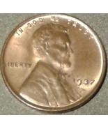 1937 Lincoln Wheat Cent - Grades CHBU  RB - Swe... - $7.50