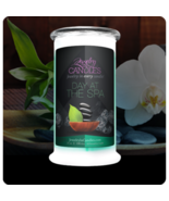 DAY AT SPA- Jewelry In Candle! WONDERFUL SCENT!... - $32.00