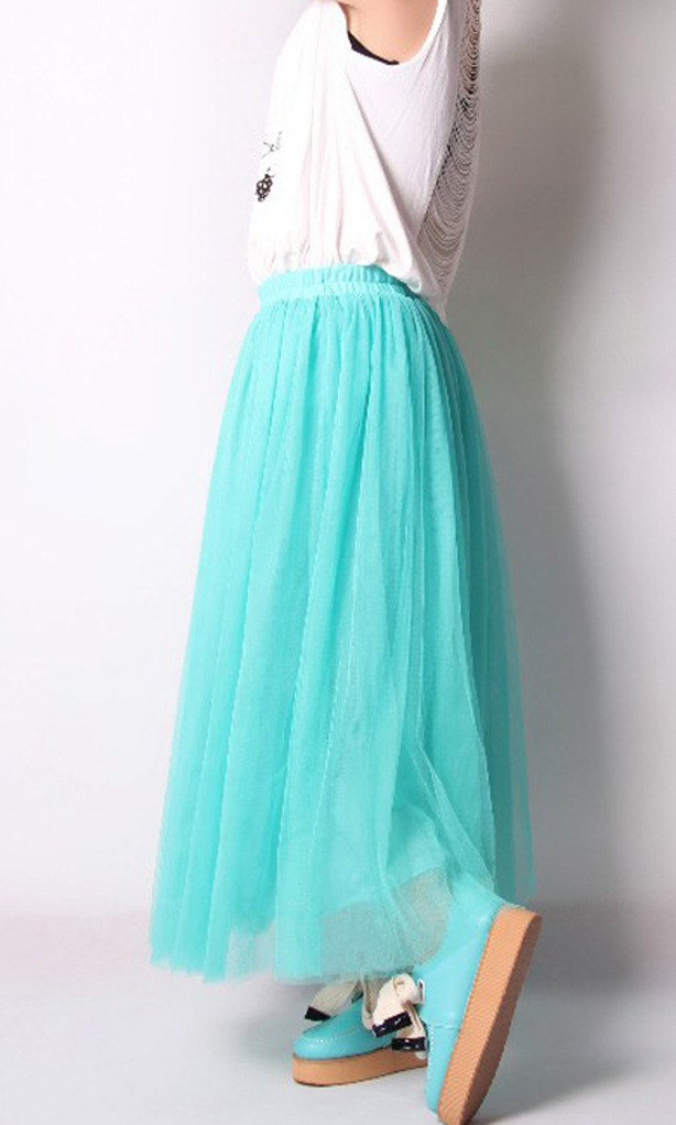 2012_spring_summer_mesh_skirt_peacock_blue_crop