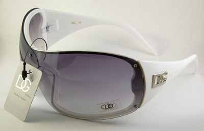 DG IVORY FRAME SHADES SUNGLASSES accessories