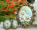 Vintage_daisy_hand_painted_porcelain_brooch_pendant_earrings_thumb155_crop