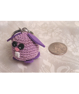 Amigurumi Kawaii Bunny Rabbit Lilac Purple Cute... - $10.00