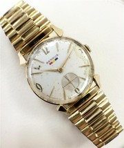 Benrus 14K Gold Case  Expanded Bracelet Gold To... - $490.00