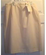 Norton McNaughton Washable Lined Skirt NWT  Bon... - $19.99