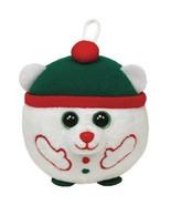 Snowdrift - Ty Christmas Ornament Beanie Baby P... - $2.21