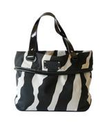 Authentic Kate Spade Lucca Maldives Zebra Tote ... - $60.00