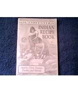 Southwestern Indian Recipe Book by Zora Getmans... - $2.99