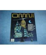 Omni Magazine Dec 1981 - $9.95