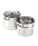 Stainless Steel Pasta Cooker Set - $45.00