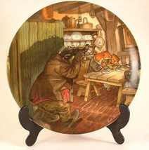 Wedgwood Wind in the Willows collector plate by... - $40.45