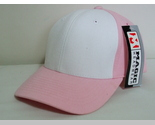 Buy Womens NWT Magic Headwear Pink White Ball Cap