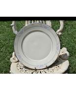 Lenox Fairfield Dinner Plate White with Pink, B... - $9.99