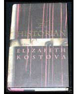 The Historian by Elizabeth Kostova   - $7.00