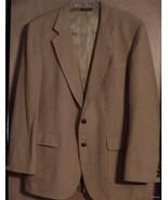 Vintage 1960's ~ 100% Mongolian Camel Hair Coat... - $55.00