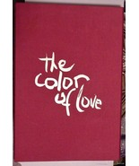 The Color of Love: An Artist's Book of Poetry a... - $59.95