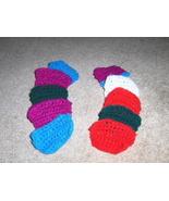 Scrubbies Crochet Dish  Scrubby Cloths Lot Of Ten - $7.99