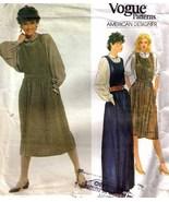 Vintage Vogue GEOFFREY BEENE DESIGNER Pattern 2... - $12.99