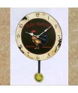 Pendulum Wall Clock - Farm  - $27.95