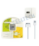 Cellular Accents 2 IN 1 TRAVEL CHARGER COMBO I... - $13.99