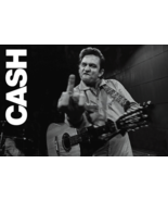Johnny Cash San Quentin Finger Poster - $5.44