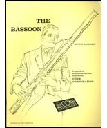 The Bassoon - $4.00
