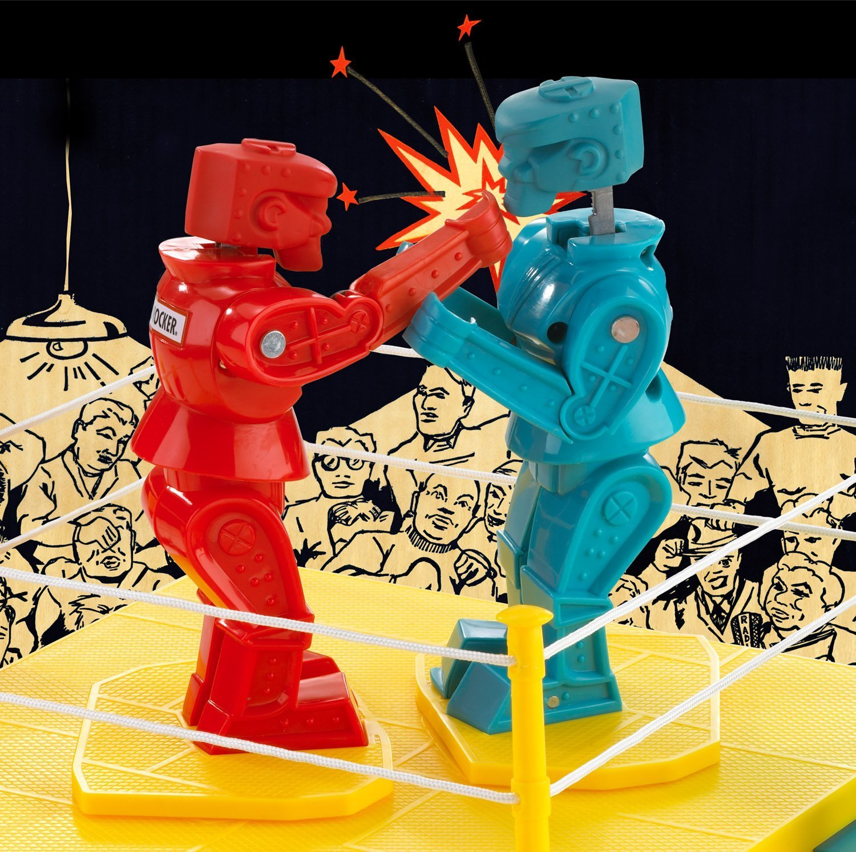 Amazoncom: vintagerockemsockemrobots