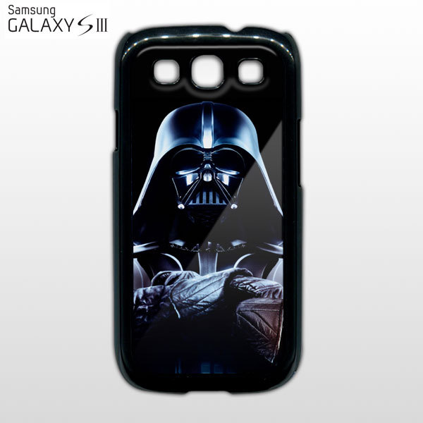 Cooling Case For Samsung Galaxy S3 : Cool star wars darth vader helmet samsung galaxy s case