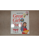 American Girl Library Great Girl Food    New - $6.00