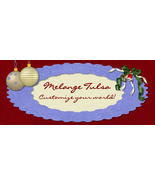 Bonanza Booth Banner- Ornaments For Christmas i... - $2.39