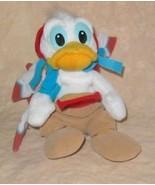 Walt Disney World Frontierland Donald Duck Bean... - $9.99