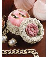 W264 Crochet PATTERN ONLY Little Mini Jewelry B... - $7.45