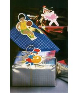 W402 Plastic Canvas PATTERN ONLY Sports Kids Or... - $7.45