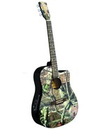 Mossy Oak Acoustic Electric Infinity Camouflage... - $249.95