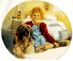 Little Orphan Annie Collector Plate