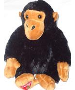Dakin Monkey Gorilla Plush Stuffed Animal Red T... - $28.50
