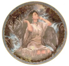 Collector plate Soulful Companions Loyal Guardi... - $49.42