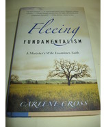 Fleeing Fundamentalism: A Ministers Wife Examin... - $3.99