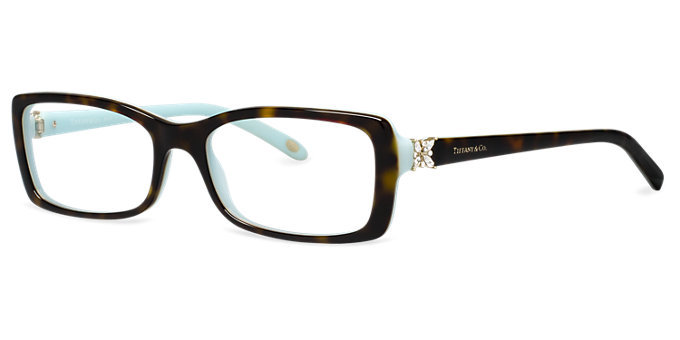 Eyeglass Frames Tiffany And Co : New Authentic Tiffany & Co. Eyeglass Frame TF2091B 8134 ...