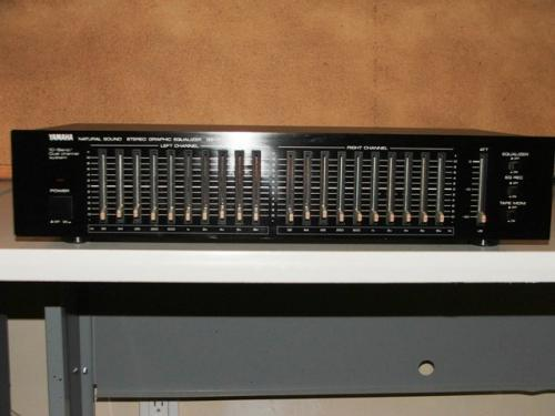 Yamaha..Graphic.Equalizer.GE-3