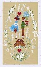 A Big Love cross stitch chart Lilli Violette - $12.60