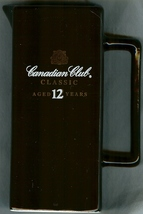 canadian club classic wiskey pitcher age 12 years - $9.99