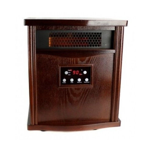 Electric heaters infrared heater space warm indoor wall for Best electric heating systems for homes