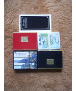 Vintage Double Deck Playing Card Set of 4 Bridg... - $10.00