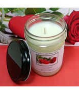 Lovespell (Type) PURE SOY Jelly Jar Candle - $8.00